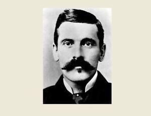 Doc-Holliday-PHOTO-Wild-West-US-Marshal-Gunfighter-Wyatt-Earp-Pal-TOMBSTONE