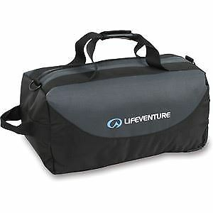 Lifeventure Expedition Wheeled Duffle sac - 120 L Blk bleu