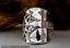 BEAUTIFUL-NORWEGIAN-SILVER-VIKING-ROSE-SPOON-RING-THE-PERFECT-CHRISTMAS-GIFT miniatuur 2