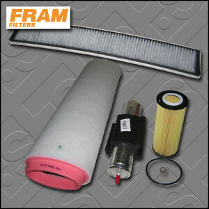 service kit bmw 3 series 330d e46 fram oil air fuel cabin filters 2003 2005 ebay. Black Bedroom Furniture Sets. Home Design Ideas