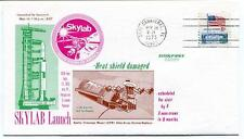 1973 SKYLAB Launch Heat Shield Damaged Apollo Telescope Mount Cape Canaveral USA