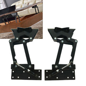 2x Lift Up Top Coffee Table Mechanism Hardware Furniture ...
