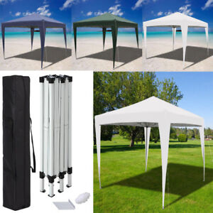 Image Is Loading 3x3m Waterproof Outdoor Sun Shade Garden Gazebo Party