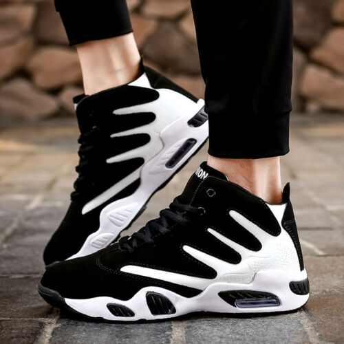 Men Casual Flat sports shoes outdoor Runing shock absorption basketball Sneakers
