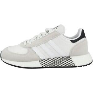 Details about Adidas Marathon Tech Shoes Originals Men Men's Casual Sneakers White EE4925
