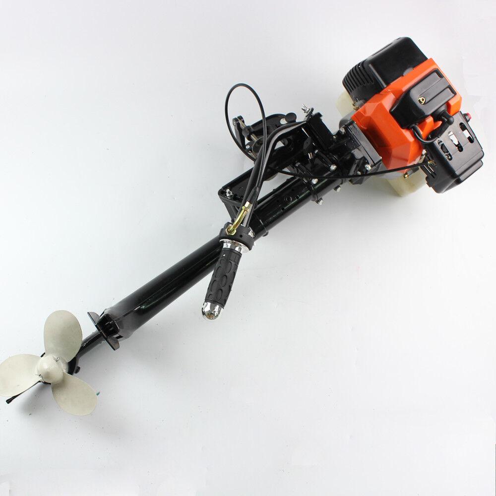 CDI Außenborder Motor Außenbordmotor Stiefelmotor Motor Außenborder 2-takt Luftgekühlt 2.5KW/3,5 PS f21be8