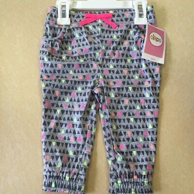 NEW Heather Gray All Sizes Circo Toddler Girls/' Fashion Pants