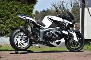 Bmw K1300r And K1200r Sport 2 Nd Generation Racing Belly Pan Spoiler