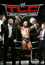 WWE: TLC - Tables, Ladders and Chairs 2013 (DVD, 2014) SKU 806