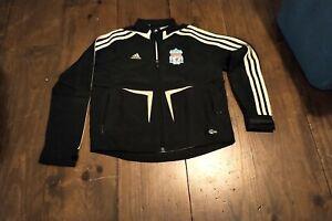 Détails sur Veste Adidas Liverpool FC Taille 8 Ans