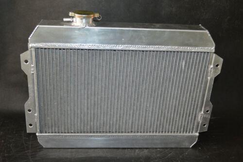 ALUMINUM RADIATOR Datsun 510 521 620 Pickup 1.6 L4 1968 1969 1970 1971 1972 1973