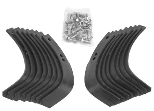 REPLACEMENT for TROY-BILT ROTO TILLER TINE 16 PIECE SET WITH HARDWARE