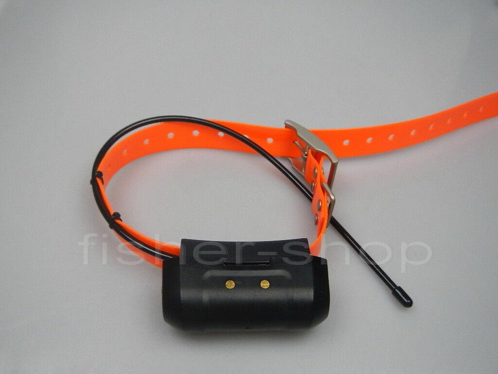 EUR VERG Armin DC40 GPS seguimiento collar de perro de para la correa de cuello Astro 320 y naranja