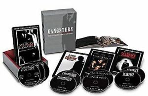 Gangsters-The-Ultimate-Film-Collection-DVD-Scarface-American-Gangster-Al-Pacino