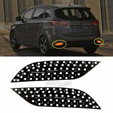 Rear Bumper Reflector 2Way Brake LED Module 2Pcs for KIA 2013-2017 Rondo Carens