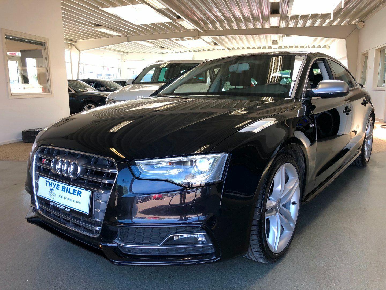 Audi S5 3,0 TFSi SB quattro S-tr. 5d - 2.687 kr.
