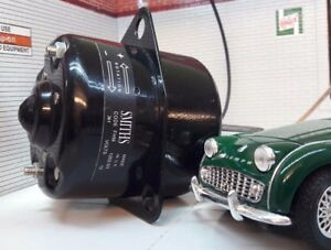 Smiths Round Heater Motor Blower Fan OEM Triumph TR2 TR3 TR3A Austin Healey 3000