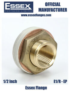 1/2 Inch Essex Flange E1/R - Flat & Curved Surfaces (Official Manufacturer)