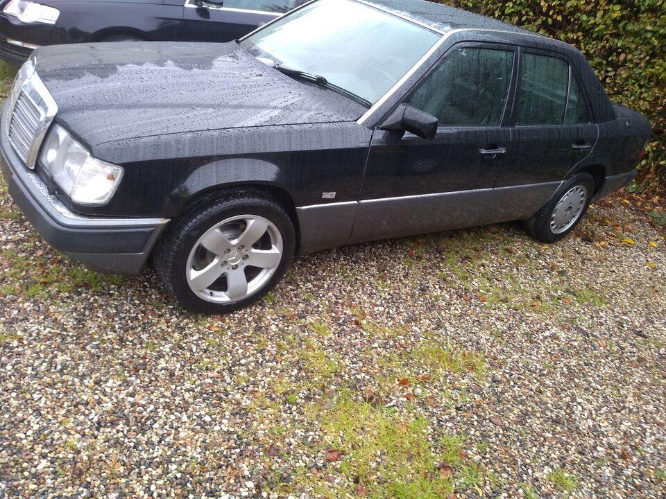 Mercedes 260 E, 2,6 aut., Benzin