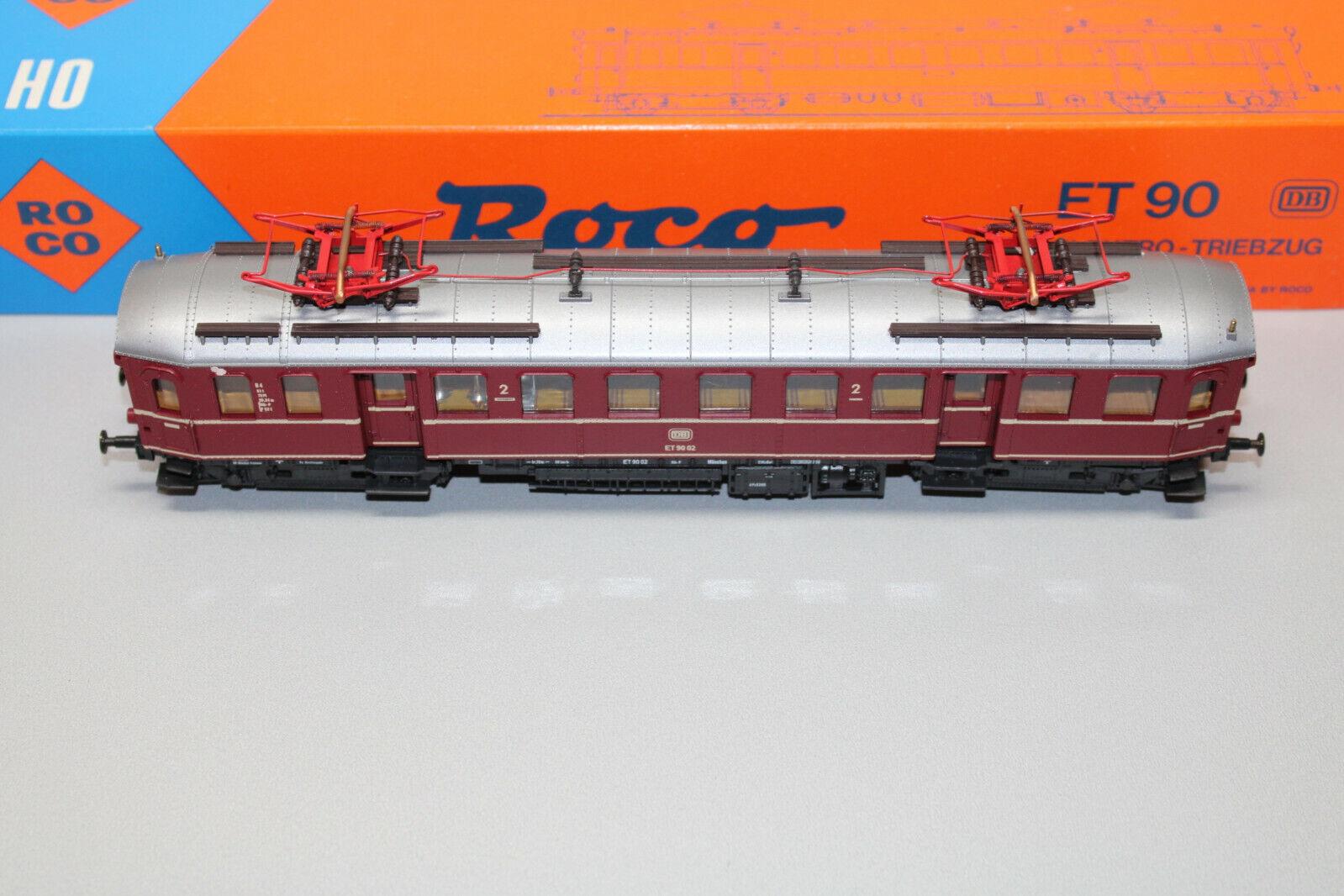 Roco 04185a elektrojoriebzug et90 DB Spur h0 OVP