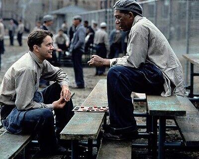 Shawshank Redemption, The [Cast] (42250) 8x10 Photo