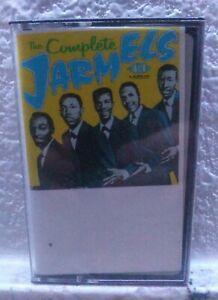 The Jarmels - Complete Jarmels Audio Cassette Tape RARE OOP ACE Records Doo Wop