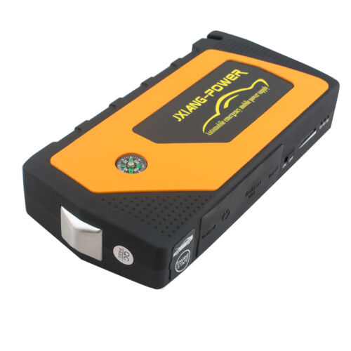 Portable 69800mAh Car Jump Starter Booster Charger Power Bank Emergency Battery
