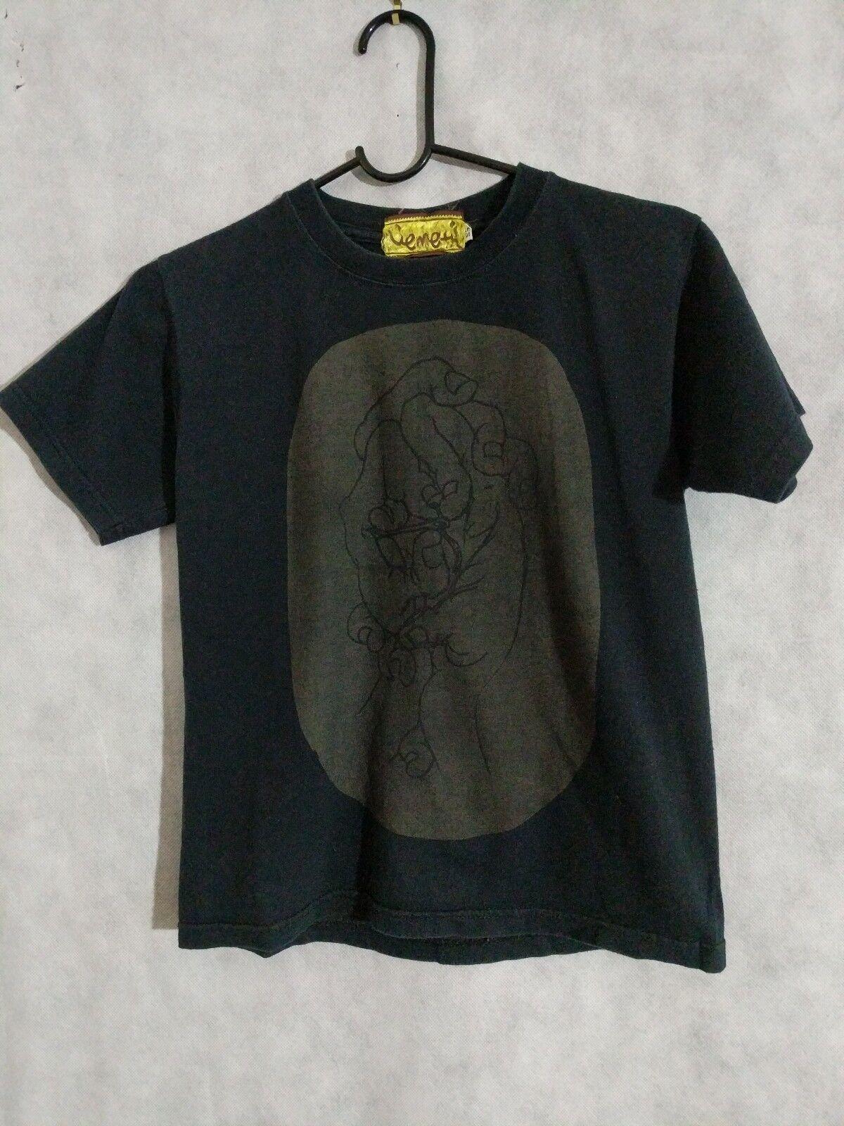 Christopher NEMETH Vintage Graphic T Shirt SS