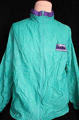 Creativo U Vintage Original Giacca Tuta Adidas Oldschool Tracksuit Jacket Tracky Kway Vari Stili