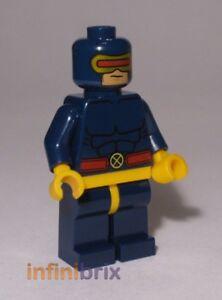 Cíclope Mini Figura vendedor Reino Unido se ajusta Lego