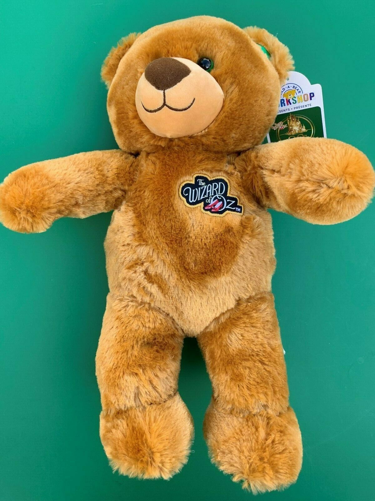 Build a Bear The Wizard of Oz™ Bear Plush Spielzeug - STUFFED - NEW