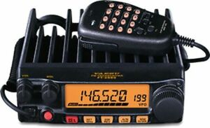 YAESU  FT-2980 E ricetrasmettitore FM 144 MHz 80 W hy power/heavy duty 100138