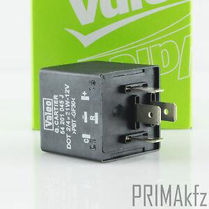 VALEO-641426-Relais-Blinkerrelais-Blinkgeber-Citroen-AX-BX-Fiat-Panda-Lancia