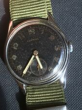 Certina Military Style Mens Watch