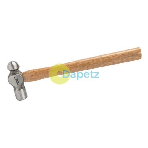 Ball Pein Hammers Forged Steel Polished Head Fibre Hickory Hardwood Handle