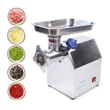 850w Meat Grinder Commercial Electric Sausage Mincer Stuffer Filling Machine