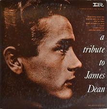 "A TRIBUTE TO JAMES DEAN - LEONARD ROSENMAN 12""  LP (P884)"
