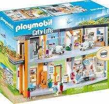 Playmobil 70190 - Large Furnished Hospital - City Life New 2020