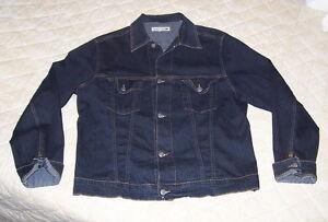 Giubbotto-giubbino-Jeans-UOMO-taglia-XL-giacca-giubbetto-Holiday-Dept-OCCASIONE