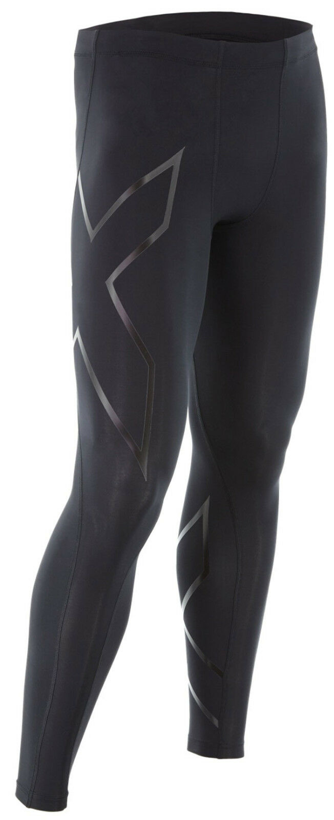 2xu perform tr2 Compression lungo Tight Uomo NeroNero ma3849b