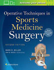 Operative Techniques in Sports Medicine Surgery by Lippincott Williams and Wilkins (Hardback, 2016)