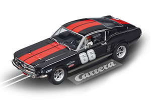 27553 Carrera Evolution Ford Mustang GT - No.66 - USA Limited Edition - New