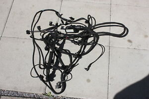 Details about Mercedes Benz W124 E280 E320 Engine Wiring Harness M104 on