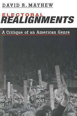 Electoral Realignments : A Critique of an American Genre-ExLibrary