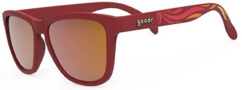 Goodr Feather O/' The Phoenix Running Sunglasses