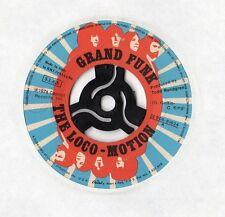 "Grand Funk - The Loco Motion 7"" Single 1974"