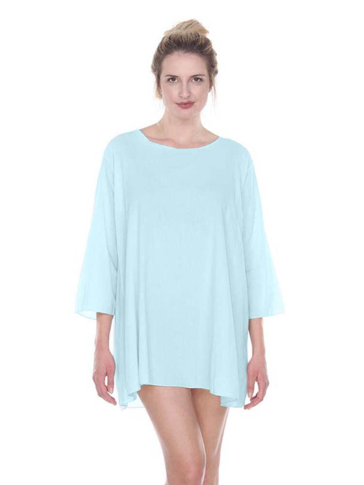 Jammy Beans - Pajama Sleep Shirt - Short - Spearmint