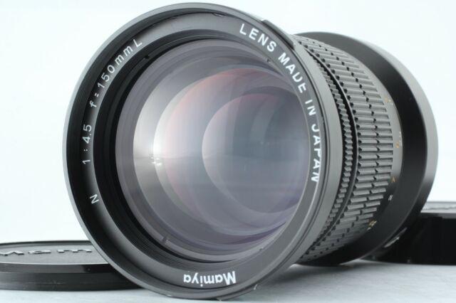 MINT MAMIYA N 150mm F/4.5 L Lens for MAMIYA 7 7II from JAPAN