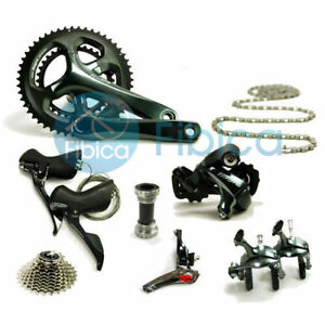 New-2018-Shimano-Tiagra-4700-Road-Groupset-Group-2-3x10-speed-170-172-5-175mm