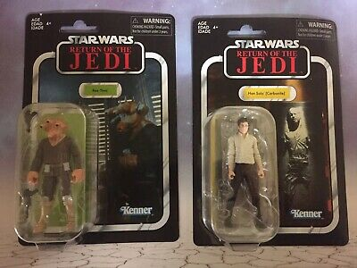 Carbonite Star Wars Vintage Collection Han Solo Jabbas Palace